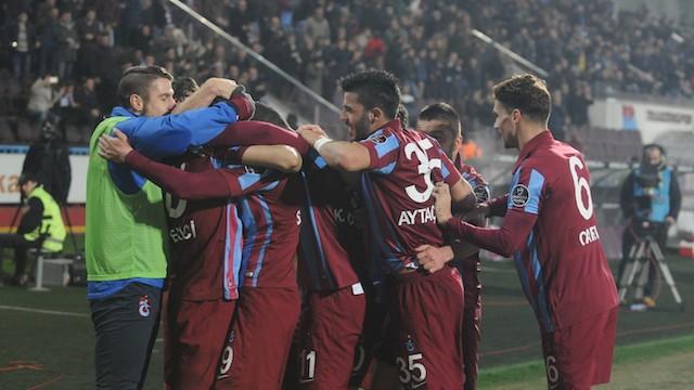 Trabzonspor'un konuğu Balıkesirspor