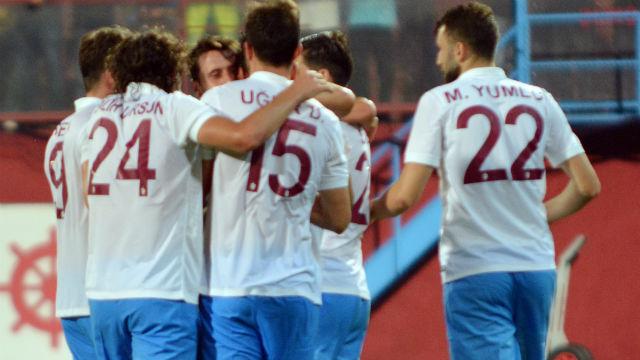 Trabzon Es-Es deplasmanında