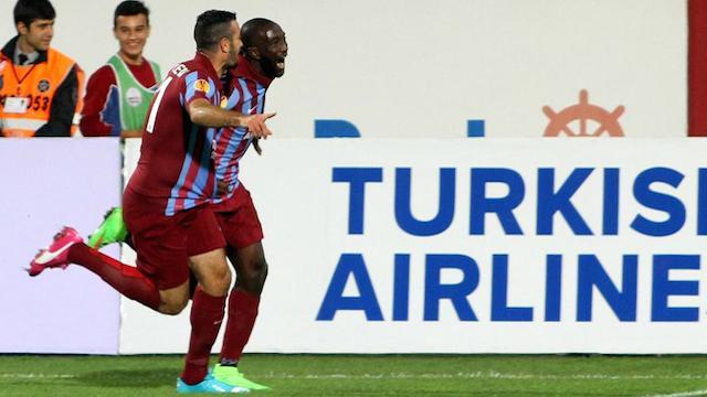 Trabzonspor'dan ayrılıyor!