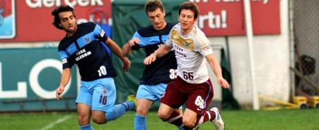 Trabzonspor Acımadı