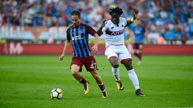 Trabzonspor geç açıldı