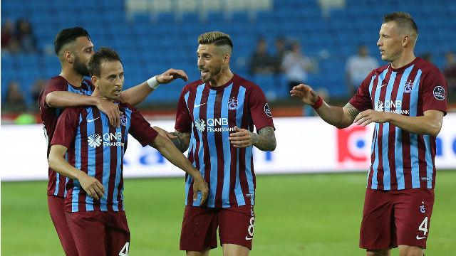 Trabzonspor sezonu 3 puanla tamamladı