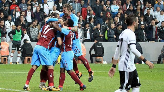 Son 13 sezonun en golcü Trabzonspor'u