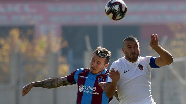 Trabzonspor rahat turladı