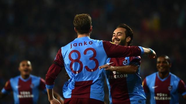 Trabzon zirveyi bırakmadı