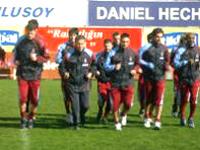 Trabzonspor'Da Stepanov'Da Sakatlandi...