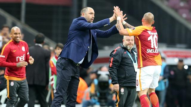 Cimbom'un Sneijder'i var