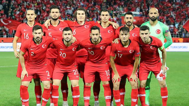 Rusya-Türkiye maçının muhtemel 11'leri