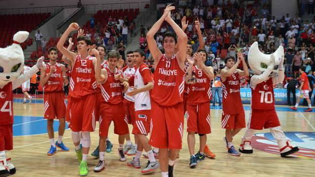 Türkiye finalde!
