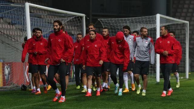 Milli Takım Bulgaristan maçına hazır