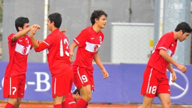 Türkiye Finalde