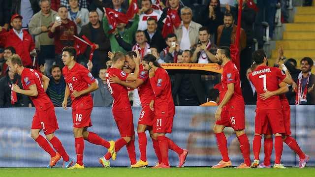 Türkiye için tek ihtimal galibiyet