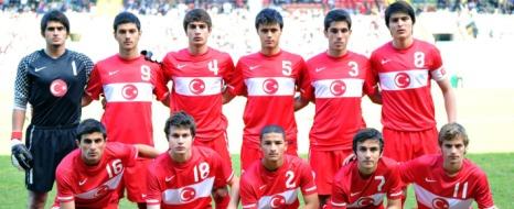 U17'ler İstanbul'da Toplanıyor