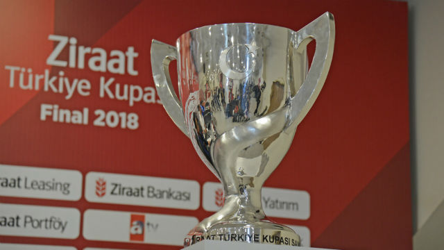 Türkiye Kupası'nda final zamanı