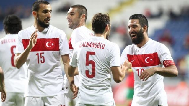 Türkiye'nin maç programı belli oldu