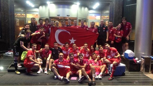 Türkiye U19 Vizeyi Aldı
