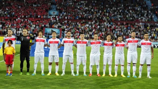 Türkiye çeyrek final için