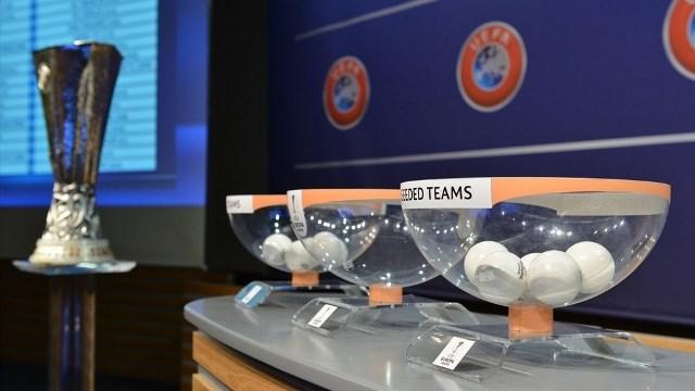 İşte UEFA Avrupa Ligi'nde torbalar