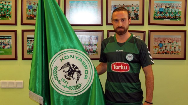 Konyaspor'da bir imza daha