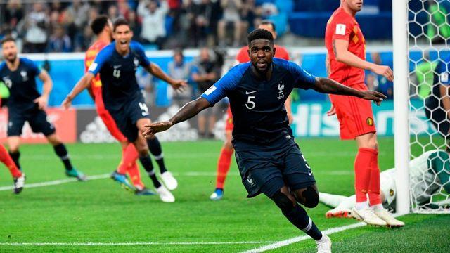 Fransa finale, Belçika bir dahaki sefere!