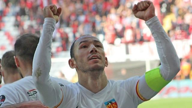 Kayserispor'un konuğu Antalyaspor