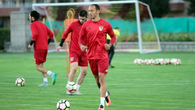 'G.Saray'a gol ya da goller atmak istiyorum'