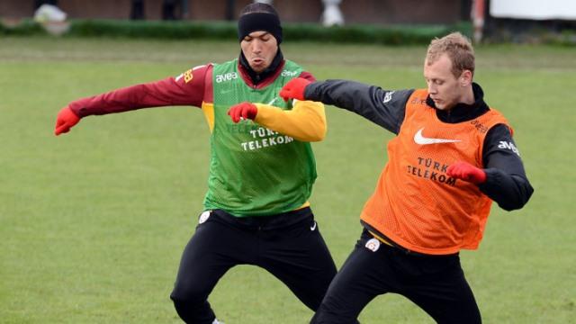 'Sneijder, Drogba'dan...'