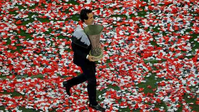 Emery: Bu akşam en iyi takım kazandı
