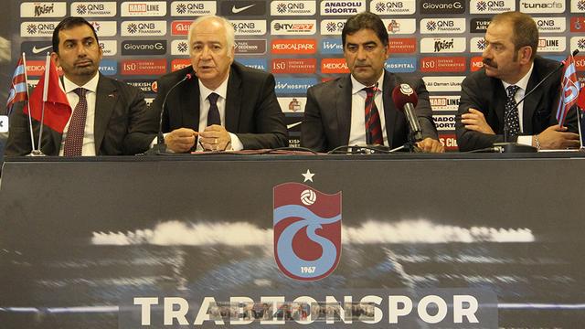 Trabzonspor'da değişim rüzgarı