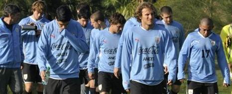 Uruguay'ın 11'i Belli Oldu