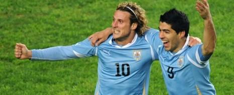 Uruguay 5 Dakikada Finalde