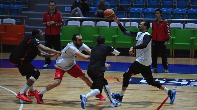 Uşak Sportif, Galatasaray maçına hazır