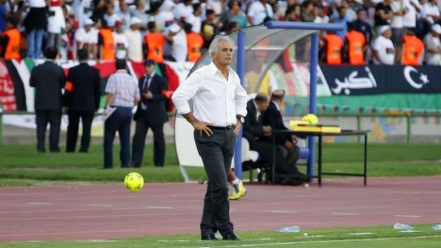 Cezayir'in kadrosu açıklandı