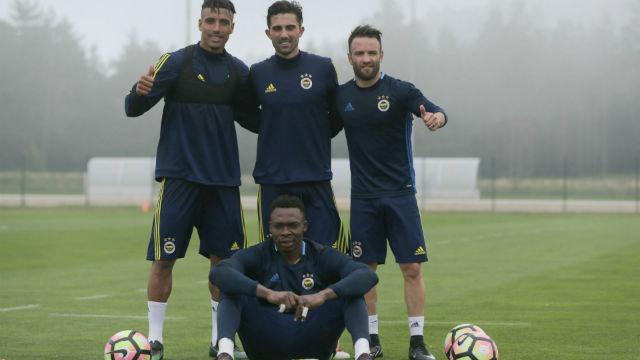 Fenerbahçe'de 3 isim yolcu