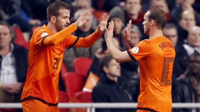 Sneijder artık üçüncü