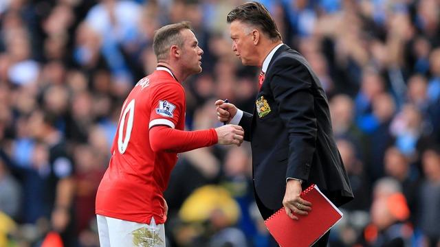 Van Gaal, Rooney'in veliahtını açıkladı!