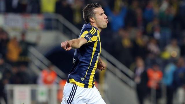 Van Persie Feyenoord'a dönüyor