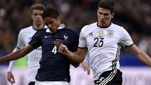 Almanya'yı Gomez de kurtaramadı