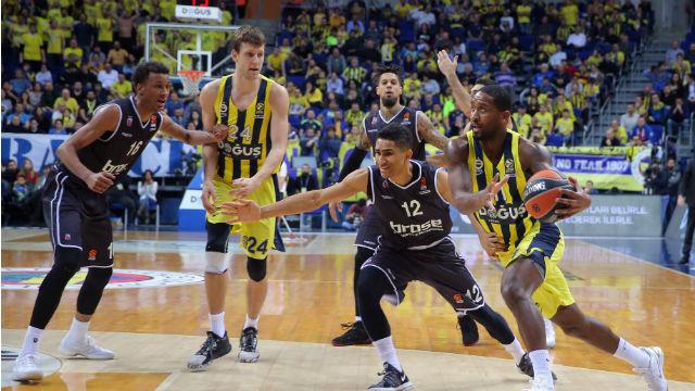Fenerbahçe Doğuş moral buldu