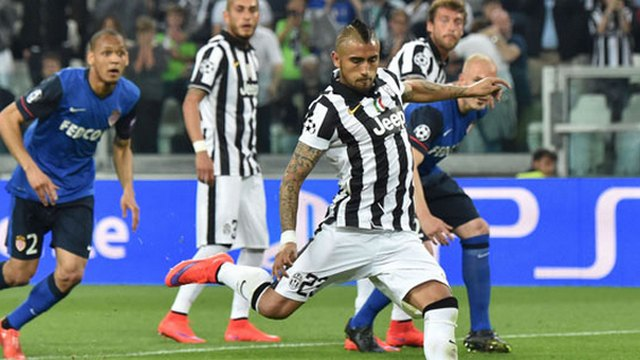 İlk randevuyu Juventus kazandı