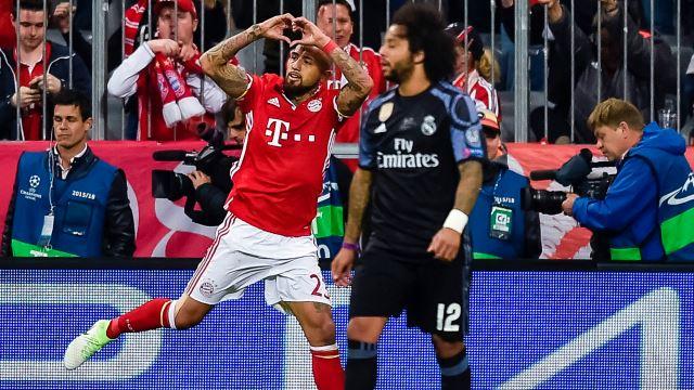 Vidal sezonu kapattı