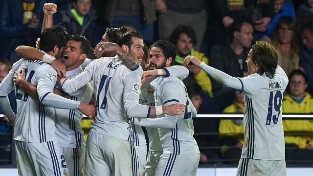Real Madrid liderliği bırakmadı