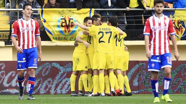 Bakambu Villarreal'i coşturuyor