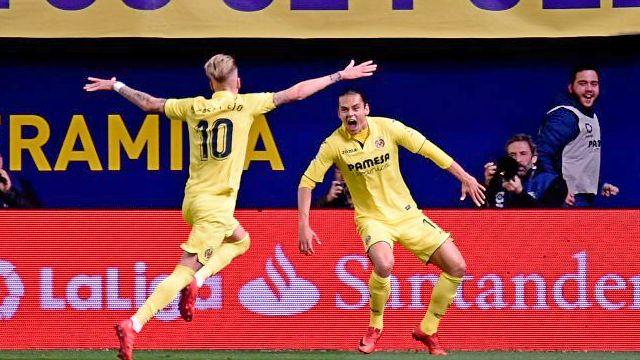 Enes Ünal Atletico Madrid'i yıktı!