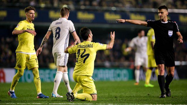 La Liga'da hakeme hediye tartışması