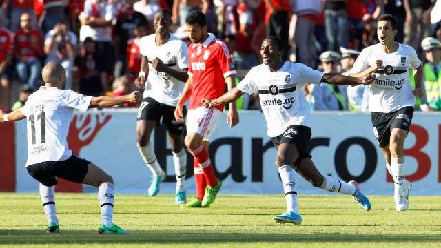 Benfica'nın Kabusu Sürüyor