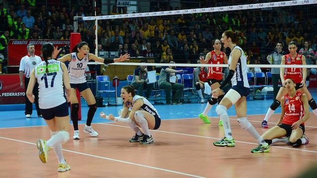 Kupa Fenerbahçe'nin
