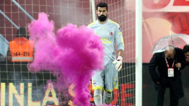 Trabzonspor'dan Volkan Demirel tepkisi