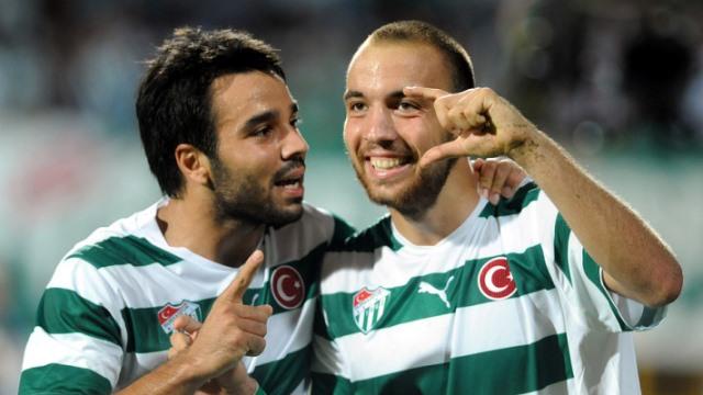 Bursaspor'a geri dönüyorlar