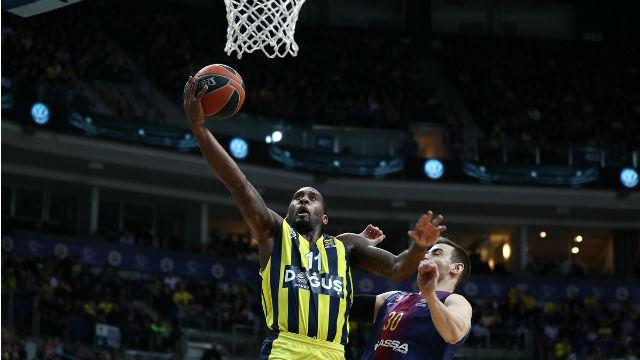 Fenerbahçe gümbür gümbür